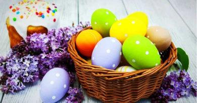 как и чем красить яйца на Пасху 2019