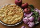 Шарлотка с яблоками на кефире – 5 самых вкусных рецептов с фото