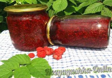 Варенье из малины – 5 рецептов приготовления малинового варенья на зиму