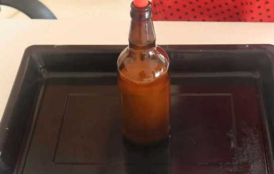 бутылка для выпекания