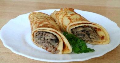 Блины с мясом – Самые лучшие рецепты блинчиков, фаршированных мясом