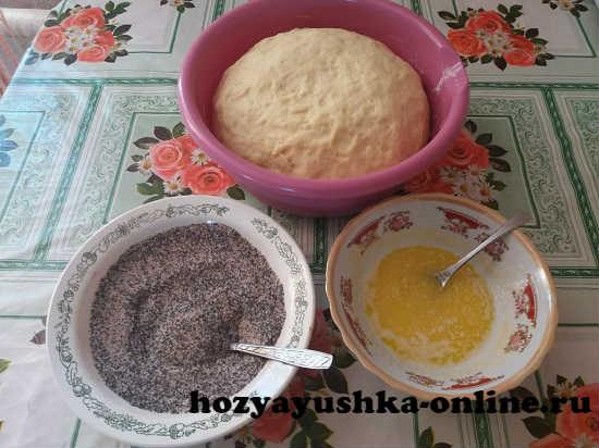 сахар масло тесто