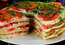 Торт из кабачков – 8 самых вкусных рецептов кабачкового торта