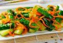Огурцы по-корейски на зиму — самые вкусные рецепты заготовки