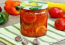 Лечо из перца и помидор – самые вкусные рецепты на зиму