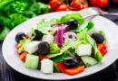 Греческий салат – классические рецепты приготовления