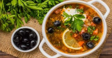Сборная мясная солянка – вкусные классические рецепты