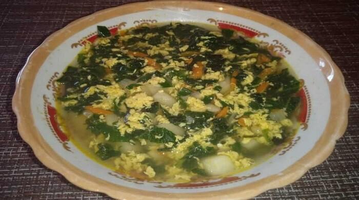 Суп из крапивы с яйцом и картофелем – простые и вкусные рецепты крапивного супа