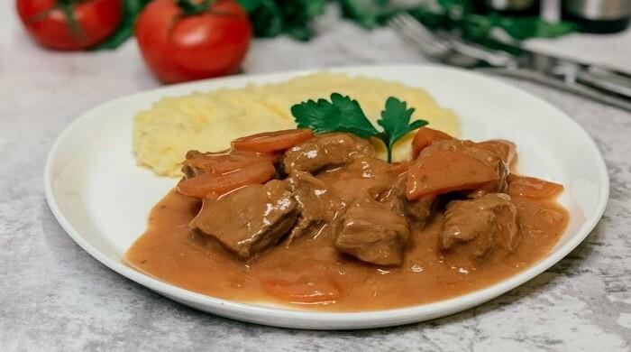 Тушеная говядина – самые вкусные рецепты